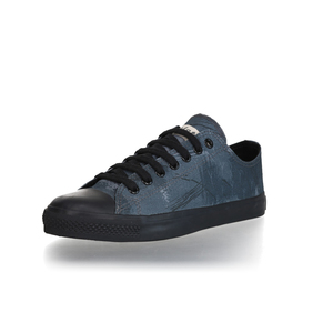 Black Cap Lo Cut Collection 18 Dove Camo Indigo | Jet Black - Ethletic