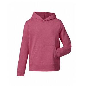 Kinder Kapuzenshirt Pink Bio & Fair - ThokkThokk ST