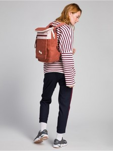 Klak Backpack - Supple Red - pinqponq