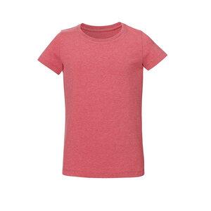 Mädchen T-Shirt Hellrot Bio & Fair - ThokkThokk ST
