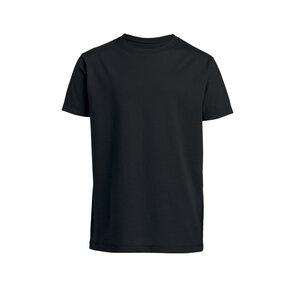 Jungen T-Shirt Schwarz Bio & Fair - ThokkThokk