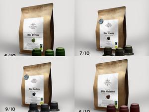 Entdeckerpaket Carasso - biologisch abbaubare Kaffeekapseln - Carasso