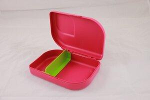 Nana Box I Brotbox I neue Farbe pink - ajaa