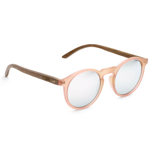 Sonnenbrille Molly Walnussholz - TAS - Take a shot