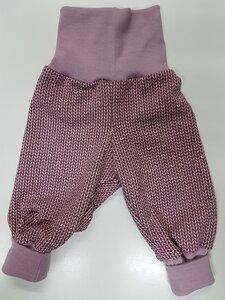 Babyhose Knit-Knit rosa - Omilich