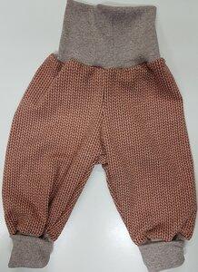 Babyhose Knit-Knit lachs - Omilich