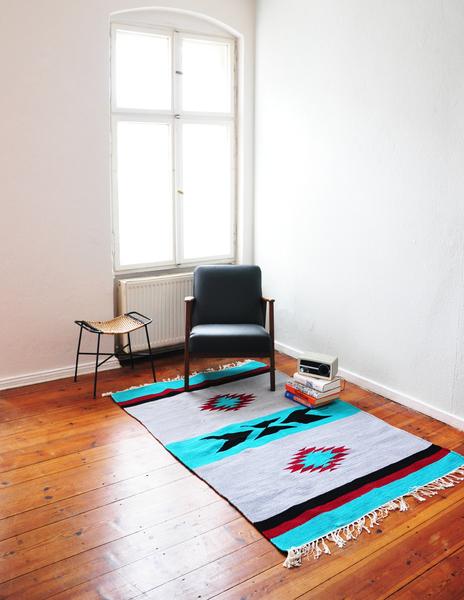 sica sica satranji teppich mango gro avocadostore. Black Bedroom Furniture Sets. Home Design Ideas
