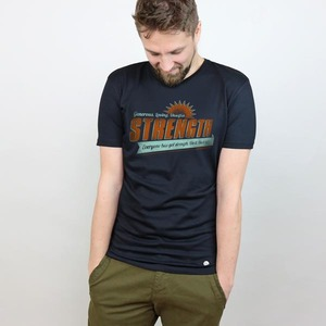 Shirt Strength aus Modal®-Mix - Gary Mash