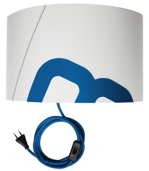 lumbono wandleuchte heimathafen achtern mit steckerzuleitung avocadostore. Black Bedroom Furniture Sets. Home Design Ideas