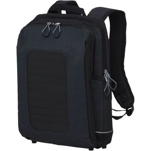 Solar Backpack Small - Total Eclipse - KnowledgeCotton Apparel