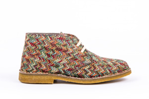 Deserto Desert Boot Green Man - Risorse Future
