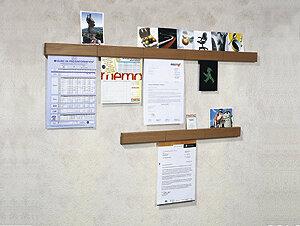 Holz-Klemmleiste - memo