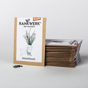 Bio Schnittlauch Saatgut - Rankwerk