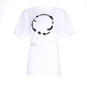 Bedrucktes unisex T-Shirt aus Bio-Baumwolle - Natascha von Hirschhausen