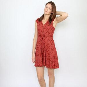 Kleid Charlotte Rot aus Modal®-Mix - Gary Mash