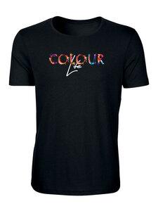 "Herren Modal T-Shirt ""Colour Life"" - Human Family"