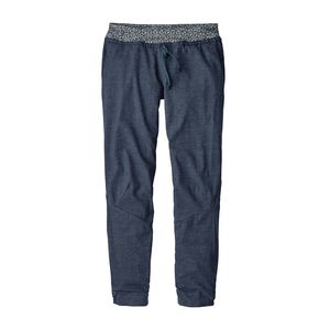 W's Hampi Rock Pants - blau - Patagonia