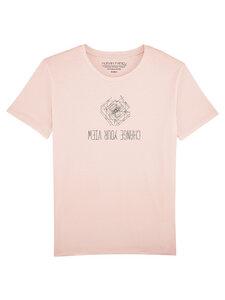 "Bio Herren Sommer T-Shirt ""Conduct - Your View"" - Human Family"