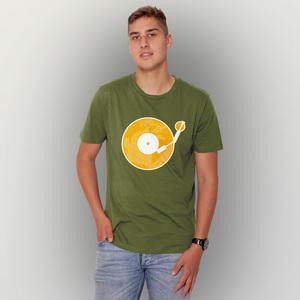 'Scratch It' Männer T-Shirt FAIRWEAR ORGANIC - shop handgedruckt