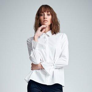 Bluse MAGNOLIA white - JAN N JUNE