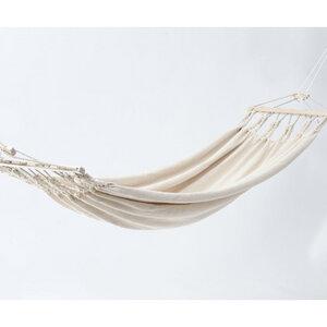 Hängematte aus Baumwollgewebe | Tragkraft 250 kg | Handarbeit - 4betterdays