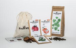 Starterbox 'Gemüse' - Rankwerk