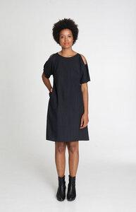 Kleid Haiku schwarz  - TAUKO
