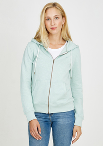 Basic Zipper #SLUB mint  - recolution