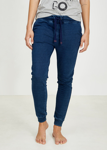 Joggingpants Slim #INDIGO blau - recolution