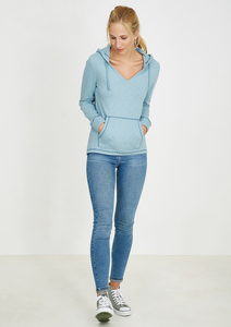 Hoodie Casual mint - recolution