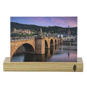 Bildhalter kadro aero, Bildhalterung Wand | Bilderhalter aus Holz - Holzbutiq