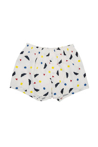 Calder Boxer - Snow White - thinking mu