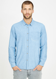 Denim Hemd hell blau - recolution