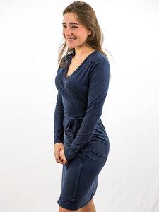Wickelkleid mit V-Ausschnitt: KERRIE - Daily's by DNB