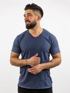 T-Shirt mit V-Ausschnitt: KAI - Trevors by DNB