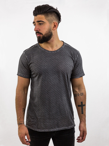 Softes T-Shirt mit allover print: KURT - Trevors by DNB