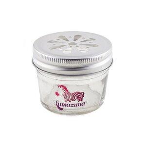 Aufbewahrungsglas für feste Shampoo u. Haarseifen - Lamazuna
