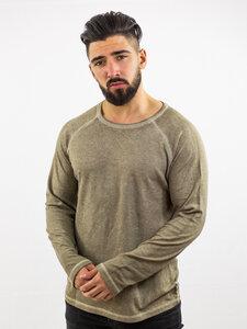 Sweatshirt mit Rundhalsausschnitt: IVO - Trevors by DNB