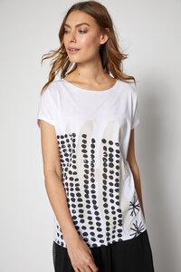 Charity Shirt 'ARTHELPS' GOTS aus Bio-Baumwolle - Lanius