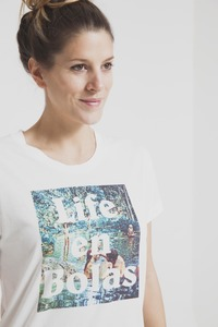 Life En Bolas T-Shirt - Snow White - thinking mu