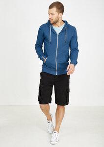 Basic Zipper #SLUB blau - recolution