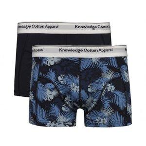 Underwear 2Pack Flower Print - KnowledgeCotton Apparel