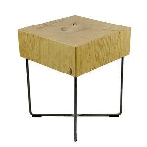 Holzhocker tabureto, Massivholz Design Hocker - Holzbutiq