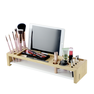 Makeup Organizer koloro, Kosmetik Organizer | Schminke Aufbewahrung - Holzbutiq