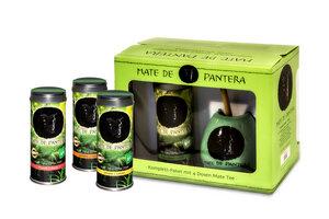 Mate Tee Set - Mate de Pantera