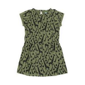 Sommerkleid Odette girafs - Liv+Lou