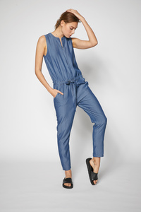 LANIUS- Jumpsuit aus Tencel®  - Lanius