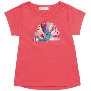 Shirt Mahima Pink - Sense Organics & friends in cooperation with GARY MASH