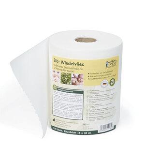 Bio - Windelvlies 100 Blatt nachhaltig GRÜNSPECHT - GRÜNSPECHT Naturprodukte