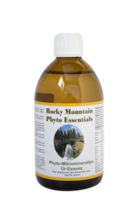 Phyto-Mikromineralien Ur-Essenz (500 ml) - Rocky Mountain Phyto Essentials Ltd.